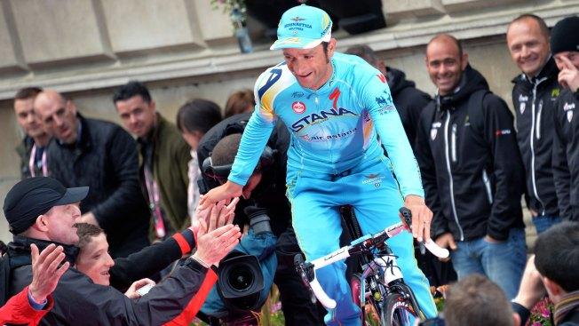 Italian Cyclist, Former Giro Winner Scarponi Dies After Being Hit by a Van