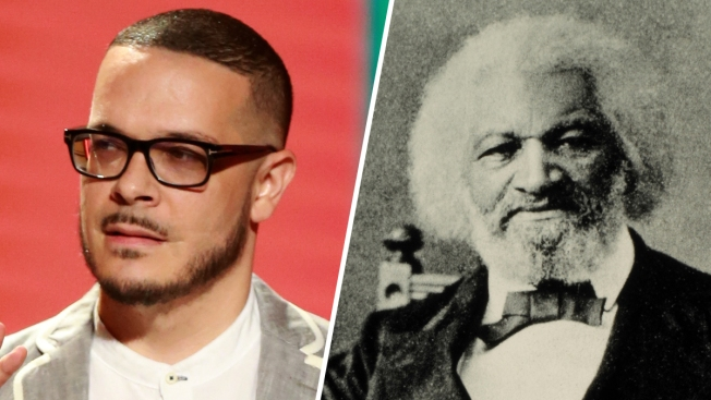 Activist Shaun King to Bring Back Frederick Douglass' Abolitionist Paper