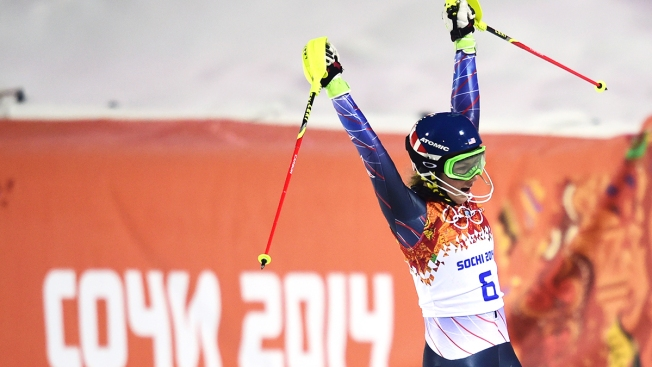 Mikaela Shiffrin Becomes Youngest Ever Olympic Women's Slalom Champ