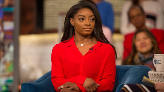 Simone Biles: I Slept 'All the Time' to Cope With Sexual Abuse