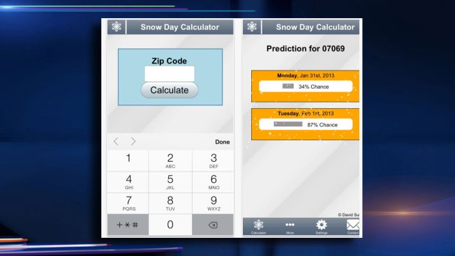 "High School Students Create ""Snow Day"" App"