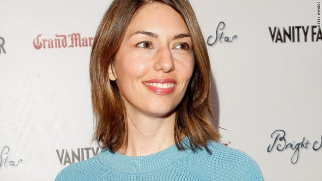 Sofia Coppola Weds Thomas Mars