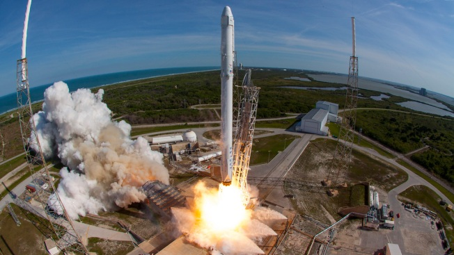 US Spy Satellite Lost After SpaceX Rocket: Report