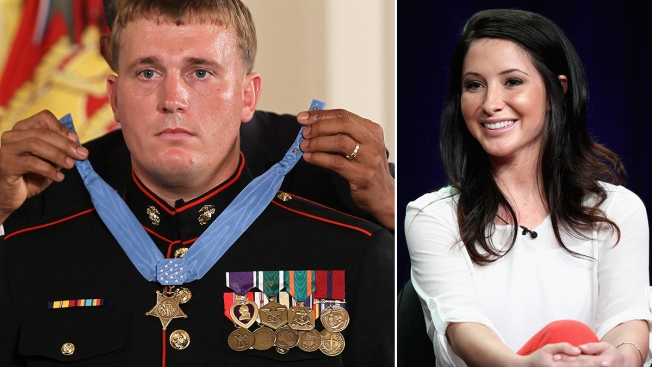 Bristol Palin Weds Medal of Honor Recipient Dakota Meyer