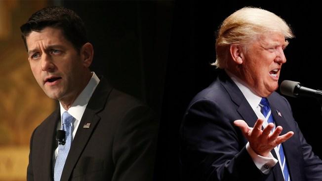Repairing the Fracture? Trump, Ryan to Meet Next Week