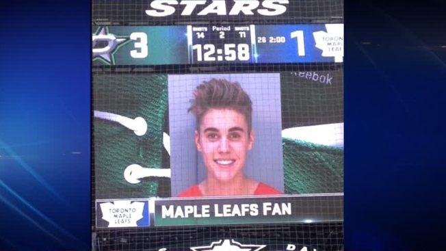 Stars Poke Fun At Bieber's Maple Mug