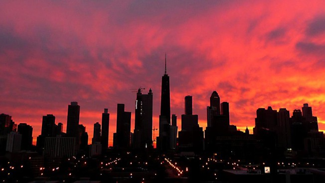 """Obama: """"Cloud Has Lifted"""" for Illinois"""