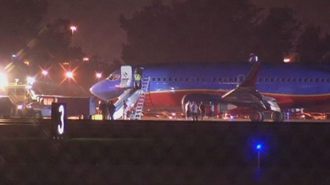 Smoke Diverts Chicago-Bound Southwest Plane to Columbus