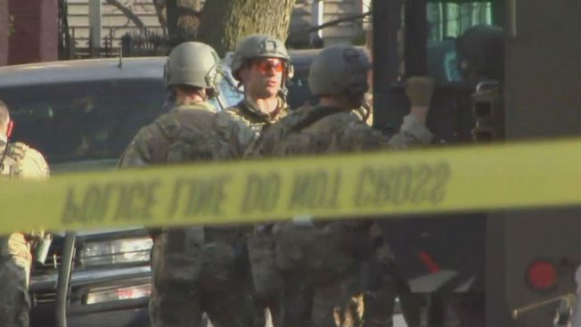At Least 1 in Handcuffs After Homes Raided Near Where ATF Agent Shot