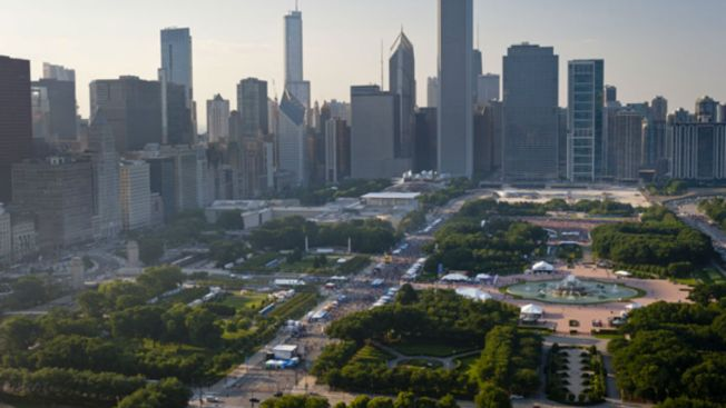 Metra Adds Service on Some Lines for Taste of Chicago