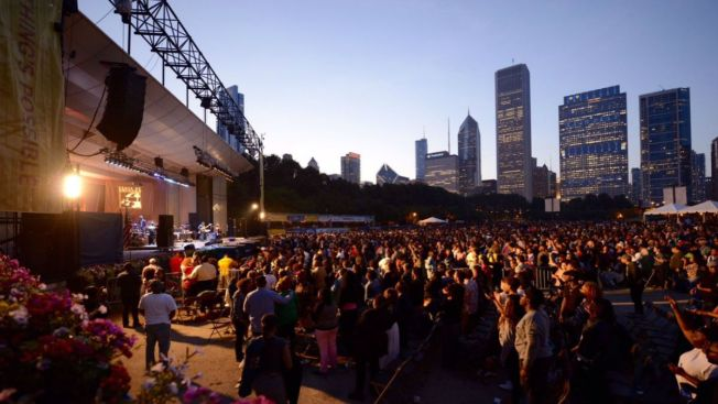 A Look at Taste of Chicago's 2018 Headliners