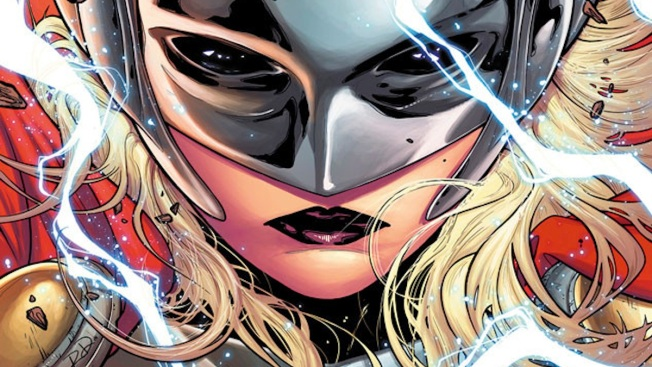 Marvel Is Making Thor a Woman