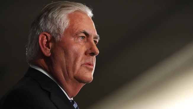 Here, There, Everywhere, Tillerson Trip All About Terrorism