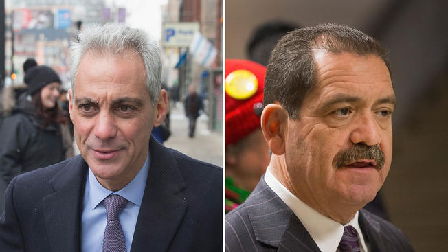 Latest Ogden and Fry Poll Shows Rahm With 10-Point Lead