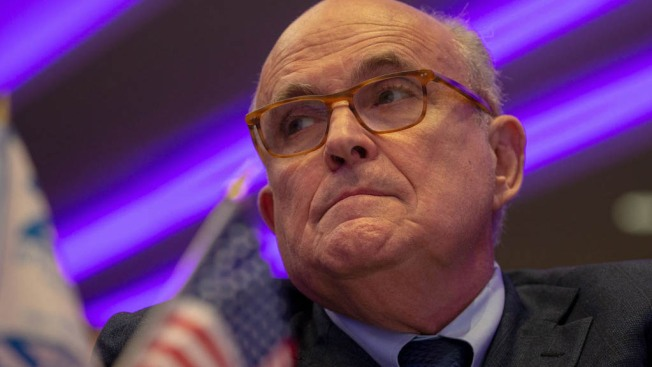 Giuliani Says Moscow Trump Tower Talks Lasted Until November 2016, Longer Than Known