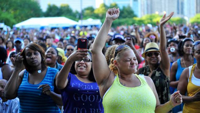 Taste of Chicago's 2015 Music Lineup