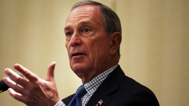Bloomberg Pours $1.9 Million Into Pro-Dold Ad Buy