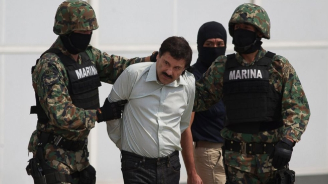 Escaped Drug Lord 'El Chapo' to Regain 'Public Enemy' Title in Chicago