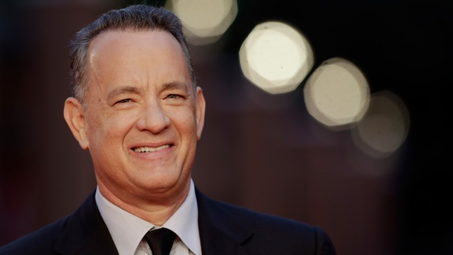 Tom Hanks' Debut Book Due in October