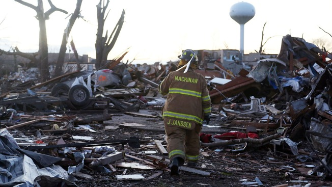 FEMA Denies Tornado Aid For Illinois County Governments