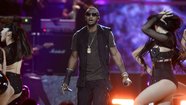 Singer Trey Songz Arrested After Concert Outburst in Detroit