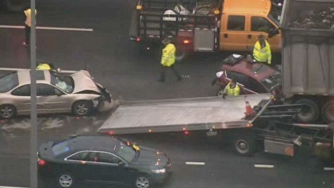 One Dead in Tri-State Crash