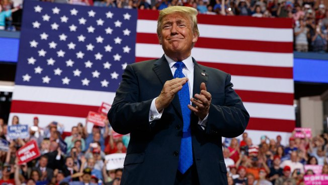 Trump Has Already Raised Over $100 Million for His 2020 Re-Election Campaign