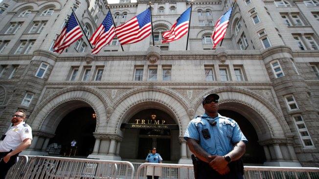 Democrats in Congress Can Sue Trump Over Emoluments: Judge