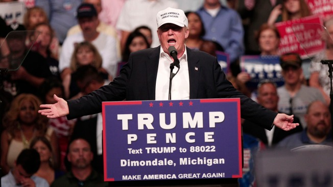 Trump to African-American Voters: What Do You Have to Lose?'