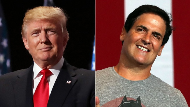 Mark Cuban Calls Out Donald Trump: 'What Do You Have To Lose'