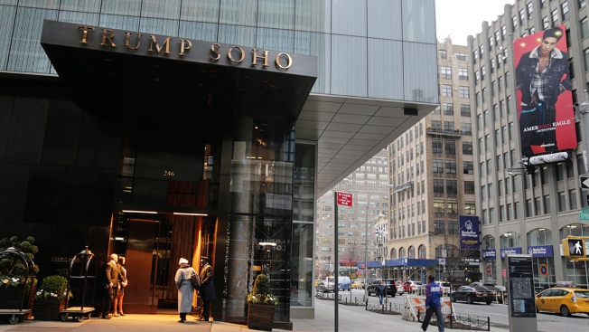Trump Organization Being Bought Out of Trump SoHo Hotel Contract