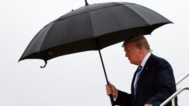 Trump Slams Democratic Debaters From Japan