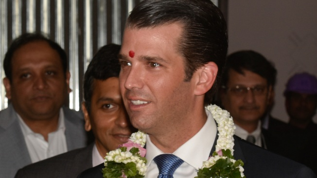 Indian Partners Hawk Dinner Talk With Trump Jr for $39,000