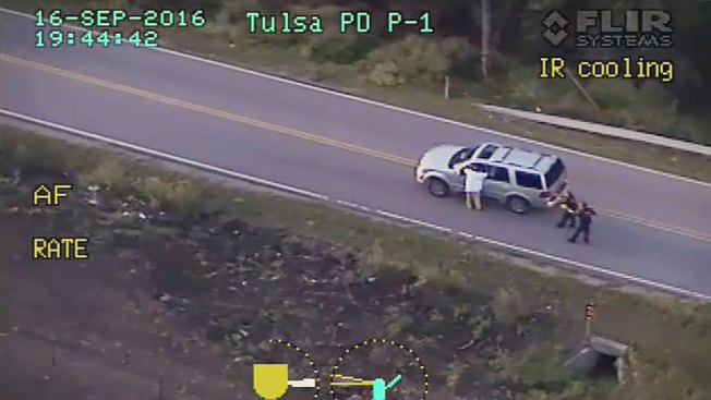 Ohio Police Chief Outraged Over Fatal Shooting of Terence Crutcher in Tulsa