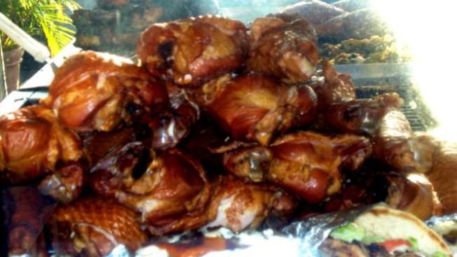 Taste's Turkey Leg Saved