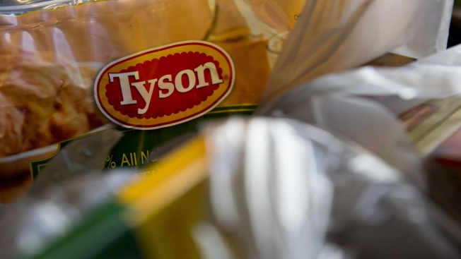 Tyson Recalls 190,757 Pounds of Chicken After Complaints From Schools