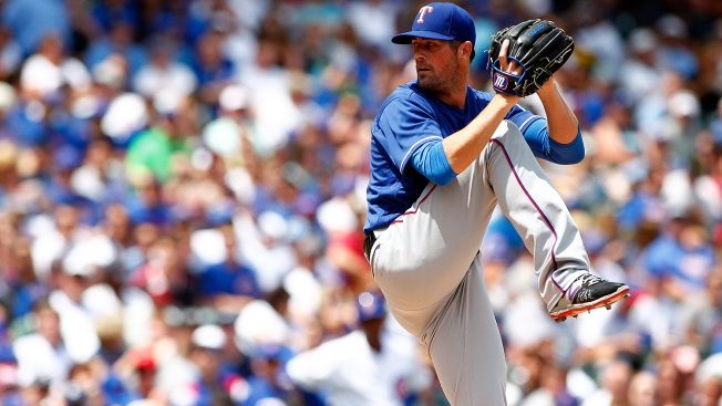 Chicago Cubs Add Cole Hamels to Active Roster