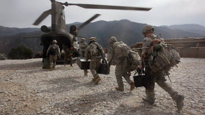 U.S. service member killed in Afghanistan, military says