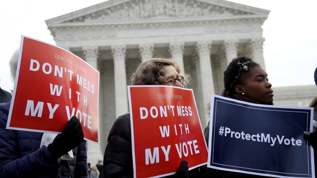 Purged From Ohio's Voter Rolls, Navy Vet Has His Day at the Supreme Court
