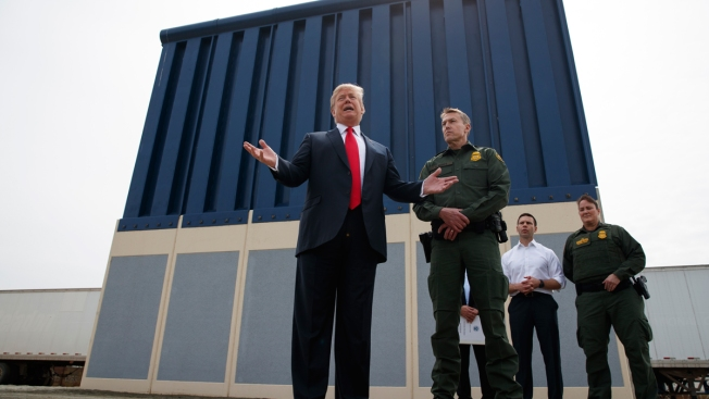 Trump Wall May Bust Budget, Won't Work as Planned: Government Report