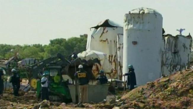 Fertilizer Makers Blame Texas City for Blast