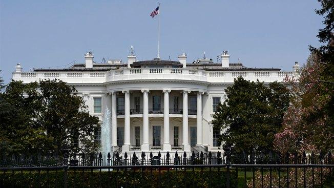 Man Strikes Secret Service Officer Outside White House