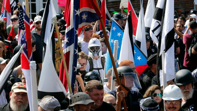 White supremacist who marched in Charlottesville