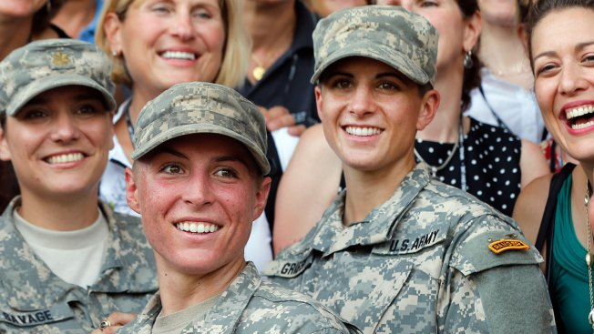 White House Announces Support for Women in Military Draft