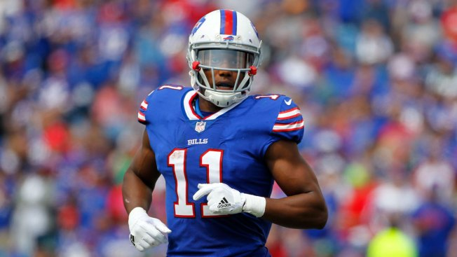 Bills' Zay Jones Arrested After Naked, Bloody Argument