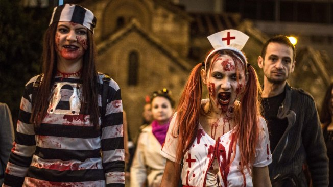 Illinois House Votes to Make October 'Zombie Preparedness Month'