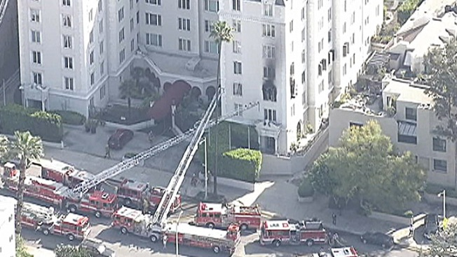 Arson Probed at Ashley Greene's Burned West Hollywood Condo