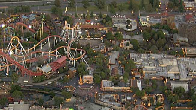 3 Hospitalized After Calif. Theme Park Ride Malfunction