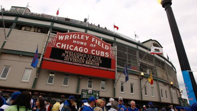 Wrigley's New Sports Bar