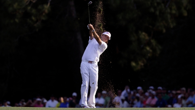 Watson Wins Masters Playoff Over Oosthuizen